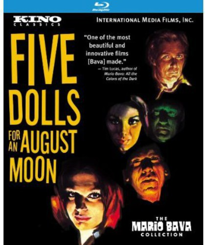 Five Dolls For An August Moon: Remastered Edition