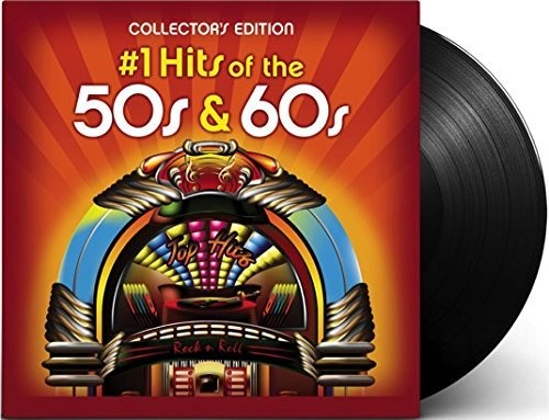 #1 Hits of the 50s & 60s