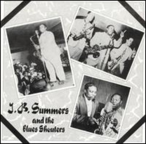 JB Summers & the Blues Shouters