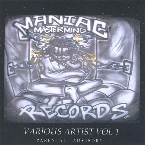 Maniac Mastermind Records 1 /  Various