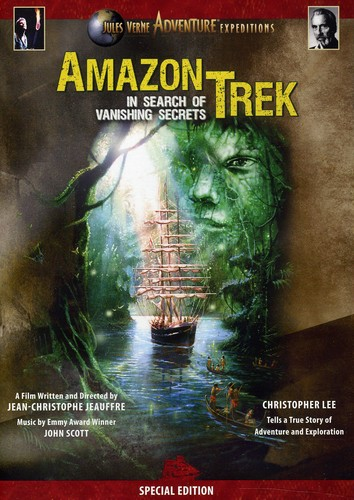 Amazon Trek : In Search of Vanishing Secrets