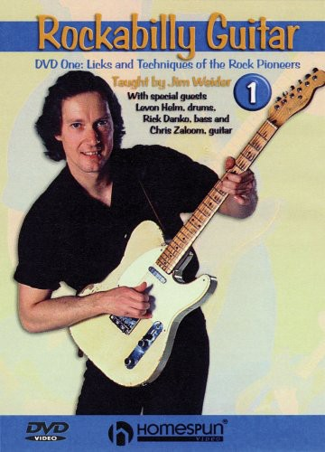 Rockabilly Guitar, Vol. 1 and 2 [2 Discs] [Instructional]