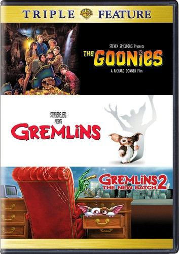 Goonies/ Gremlins/ Gremlins 2: The New Batch