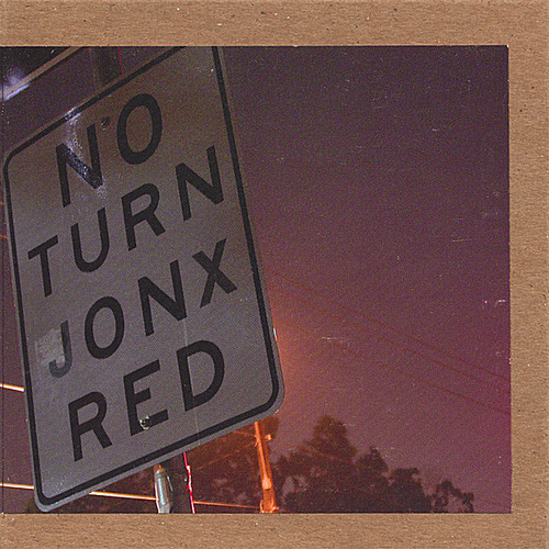 No Turn Jonx Red