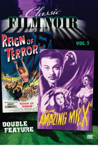 Film Noir Double Feature, Vol. 3