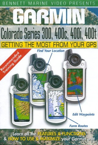 Garmin Colorado Series 300 400C 400I & 400T