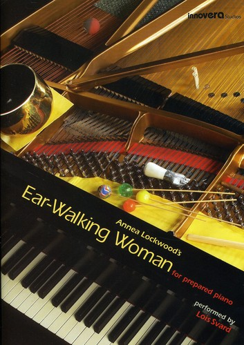 Ear-Walking Woman