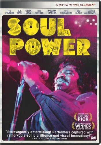 Soul Power [Widescreen]