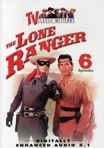 The Lone Ranger, Vol. 1