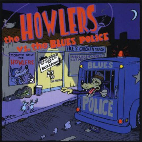 Howlers Versus the Blues Police