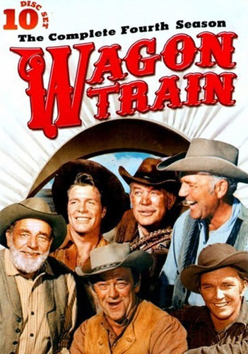 Wagon Train: The Complete Season Four