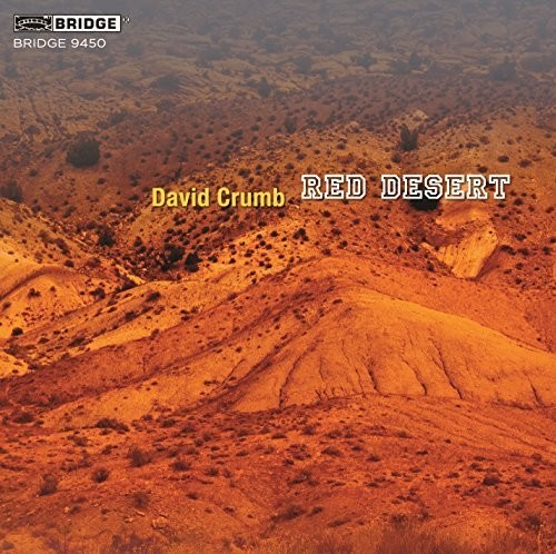 David Crumb: Red Desert