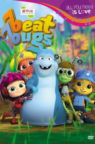 The Beat Bugs  Season 1, Vol. 3 - All You Need Is Love