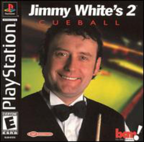 Jimmy White's Cue Ball 2 for Sony PlayStation