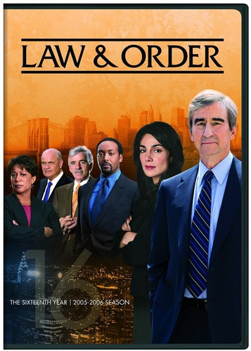 Law & Order: The Sixteenth Year