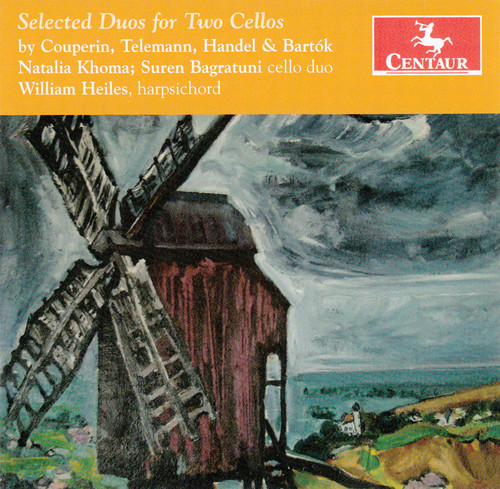 Couperin /  Khoma /  Bagratuni /  Heiles : Selected Duos for Two Cellos