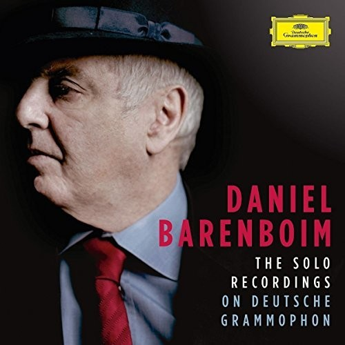 Solo Piano Recordings on Deutsche Grammophon