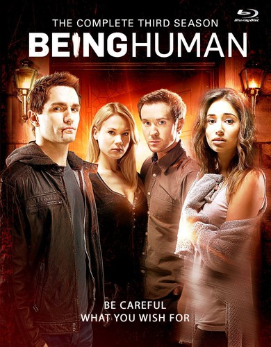Being Human: The Complete Third Season