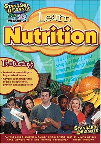 Standard Deviants: Nutrition [Instructional]