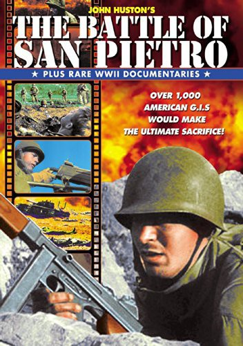 WWII: Battle of San Pietro Plus WWII Documentaries