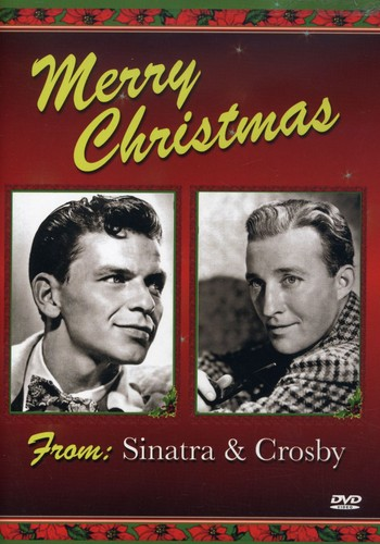 Happy Holidays From Frank Sinatra and Bing Crosby
