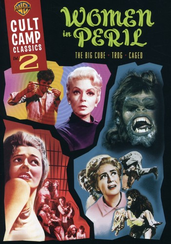 Cult Camp Classics: Volume 2: Women in Peril
