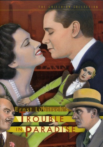 Criterion Collection: Trouble In Paradise [B&W]