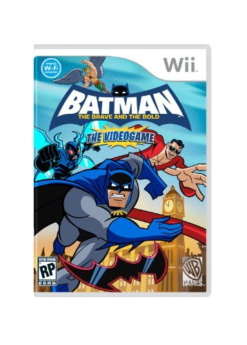 Batman: Brave & the Bold for Nintendo Wii