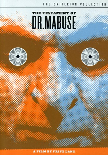 The Testament of Dr. Mabuse (Criterion Collection)