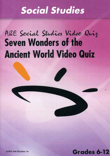 Seven Wonders of the Ancient World Video Quiz
