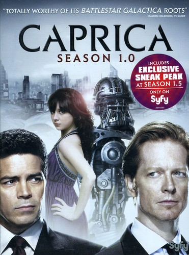 Caprica: Season 1.0 [Widescreen] [Digipak] [Slipcase]