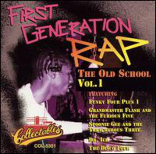 First Generation Rap 1 /  Various