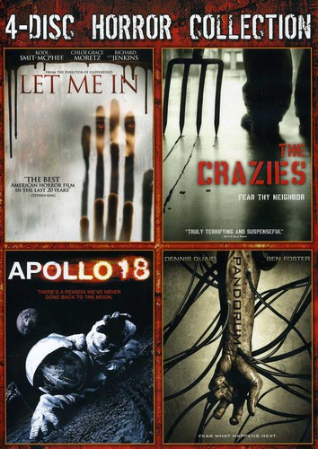 4-Disc Horror Collection