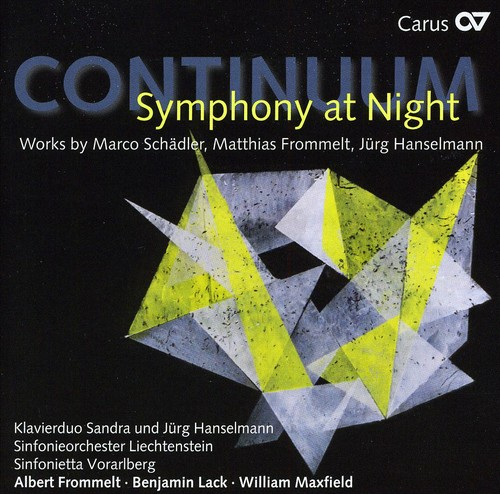 Continuum: Symphony at Night
