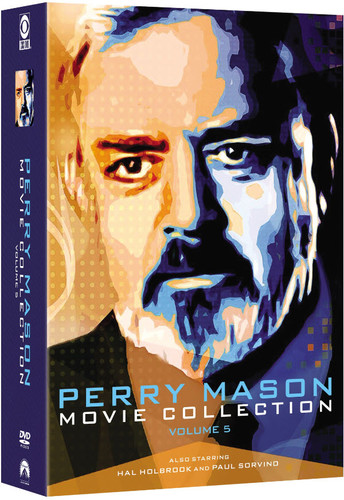 Perry Mason Movie Collection: Volume 5
