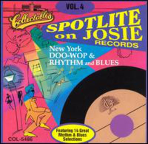 Spotlite on Josie Records 4 /  Various