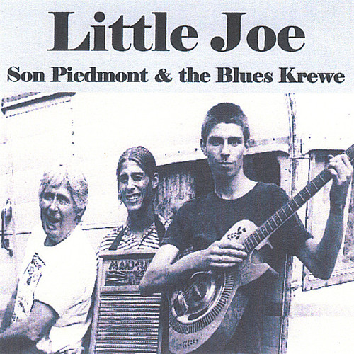 Son Piedmont and the Blues Krewe