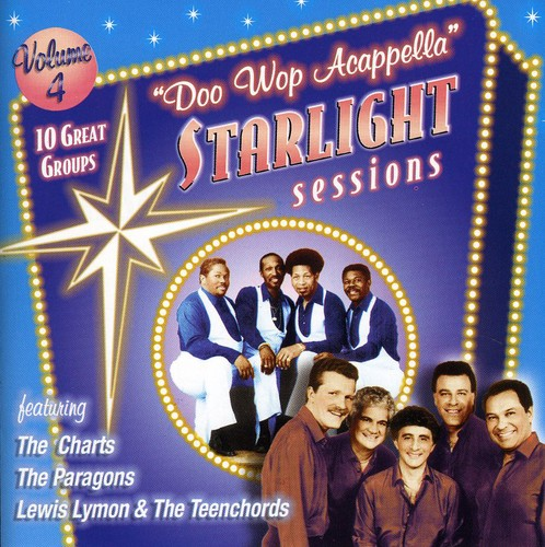 Doo Wop Acappella Starlight Sessions 4 /  Various