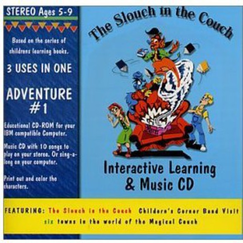 Interactive Learning & Music CD-Adventure 1