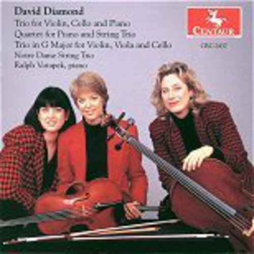 Trio for Violin, Cello and Piano