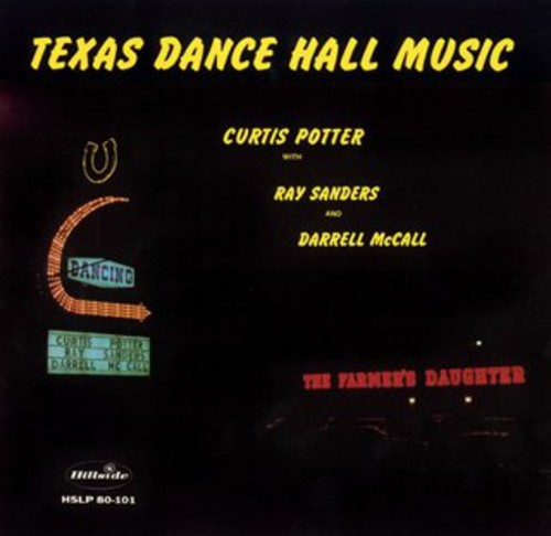 Texas Dance Hall Music /  Various