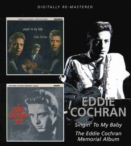 Singin to My Baby /  Eddie Cochran Memorial Album [Import]