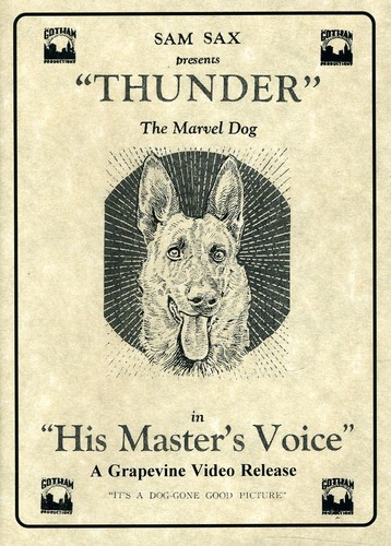 His Masters Voice [1925] [B&W] [Silent]