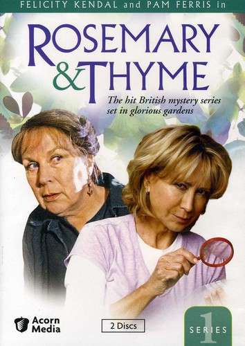 Rosemary & Thyme: Series 1