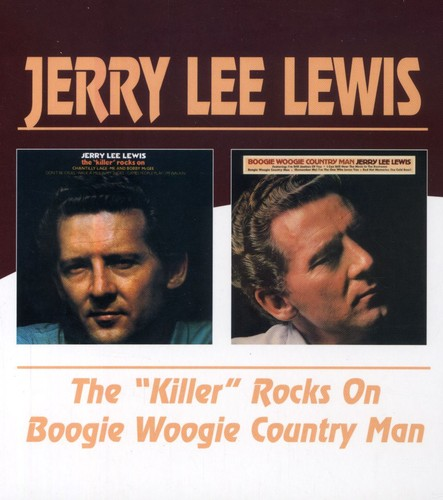 Killer Rocks On/ Boogie Woogie Country Ma [Import]