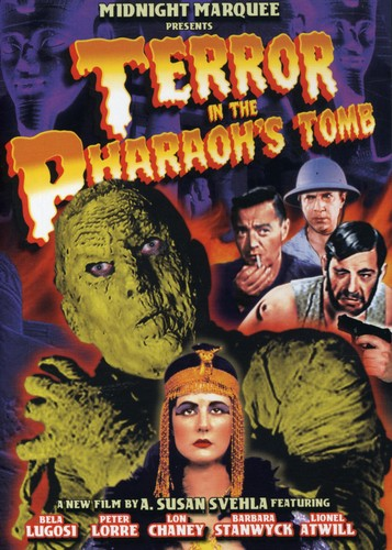Terror in the Pharaoh's Tomb