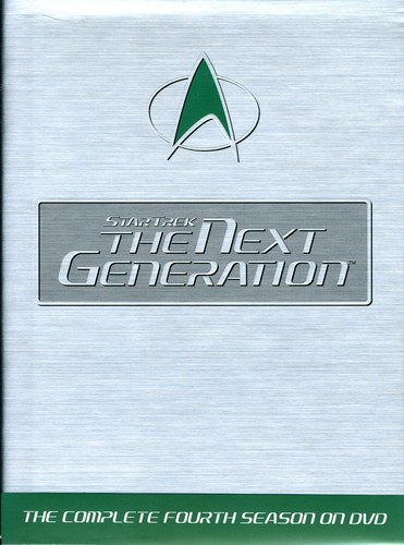 Star Trek Next Generation: Complete Fourth Season [7 Discs] [TV Show]