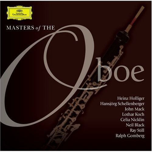 Masters of the Oboe /  Various