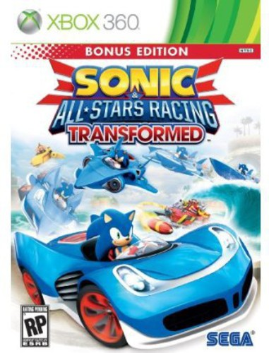 Sonic: All-Star Racing Transformed for Xbox 360