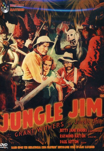 Jungle Jim [2 Discs] [1936] [TV Show]